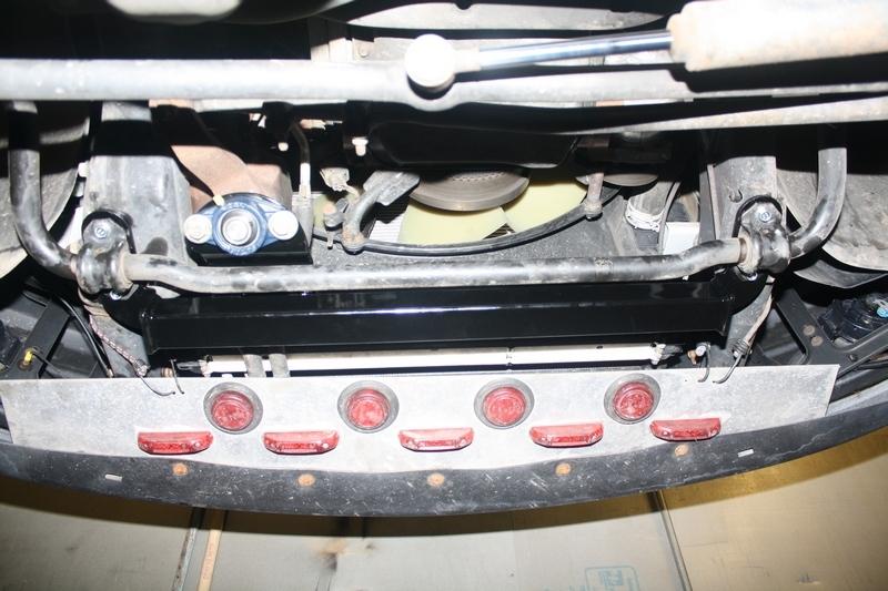Box Stabilizer Brace | 2003-2013 Dodge Ram 4x4 2500 & 3500 - Image #3