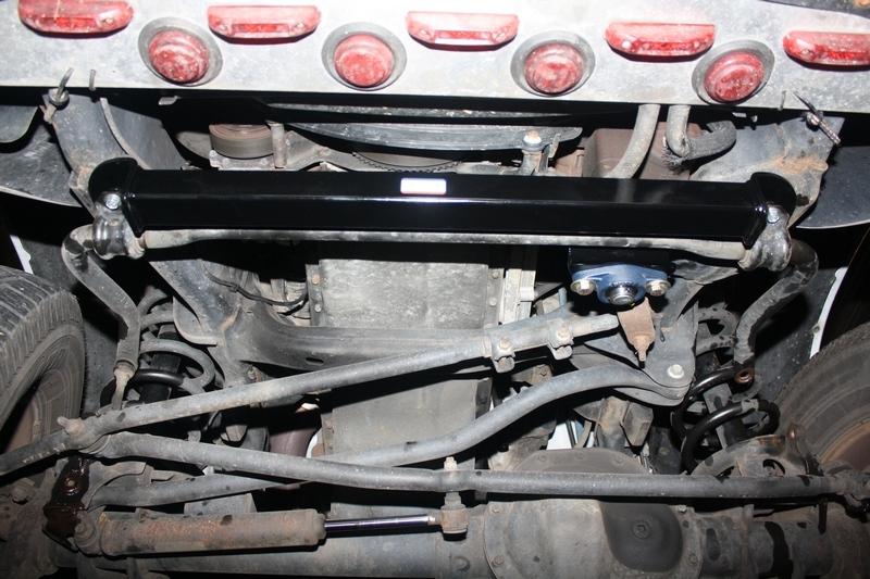 Custom 2005 Dodge Ram 1500 >> Steering Box Stabilizer Brace   2003-2013 Dodge Ram 4x4 2500 & 3500
