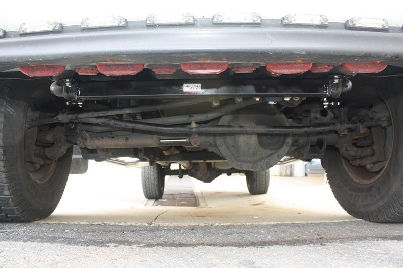 Dodge Ram Steering Stabilizer