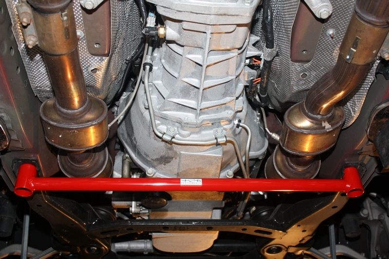 Tubular Front Subframe Chassis Brace 2010 2015 Chevrolet