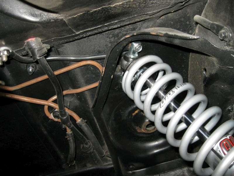 Rear Coil Over Kit - QA1 18 Way Single Adjustable Shocks - 1978-1987 GM  G-Body: Regal, Malibu, Monte Carlo, etc