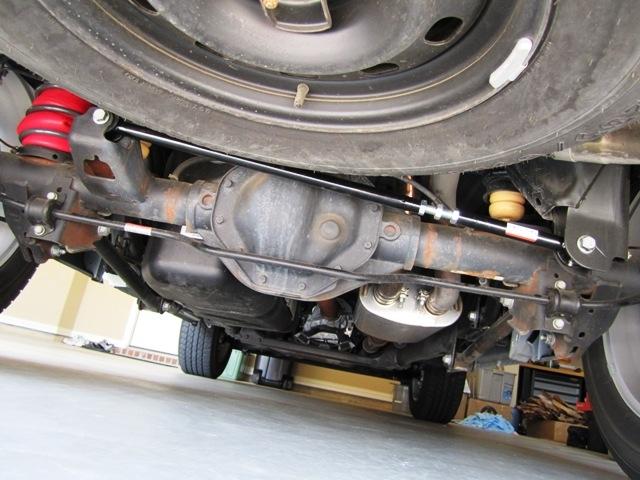 Adjustable Rear Panhard Bar 2009 Dodge Ram 1500 4x2 Amp 4x4