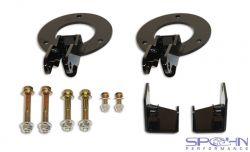 Dual Front Shock Mounting Kit | Lift Kit | 2003-2013 Dodge Ram 4x4