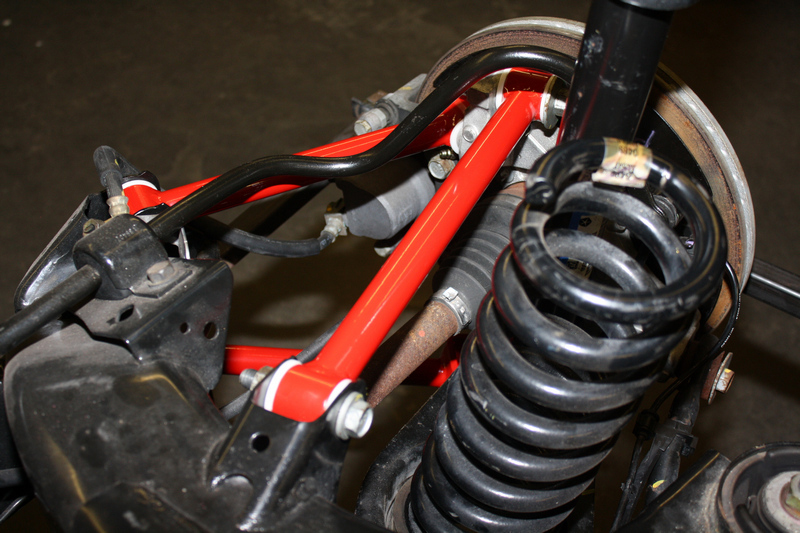 Adj Rear Upper Lateral Control Arms Rear Charger