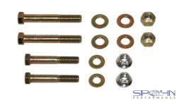Rear Upper Control Arms Hardware Bolt Kit | 1972-1976 Torino Ranchero
