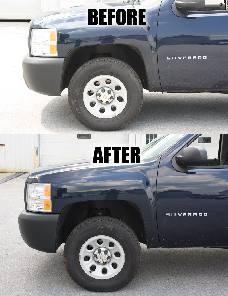 All Chevy chevy 1500 leveling kit : 2