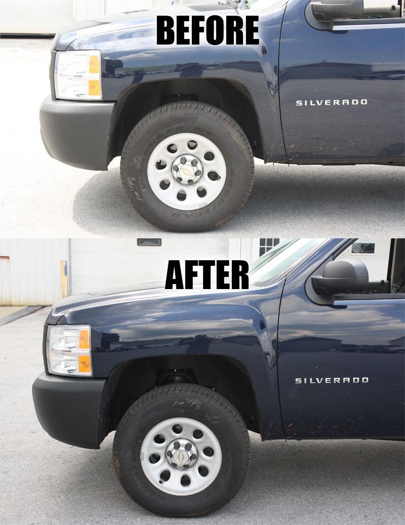 "Jeep Performance Parts >> 2"" Front Leveling Lift Kit | 2014+ Silverado, Sierra, Tahoe, Suburban"