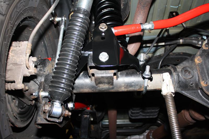 Adjustable Rear Track Bar Bracket Jeep Jk Wrangler With