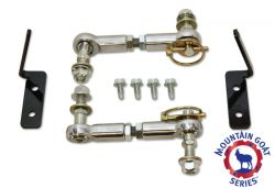 Quick Disconnect Front Sway Bar End Links | Jeep JK Wrangler 0-2 Lift