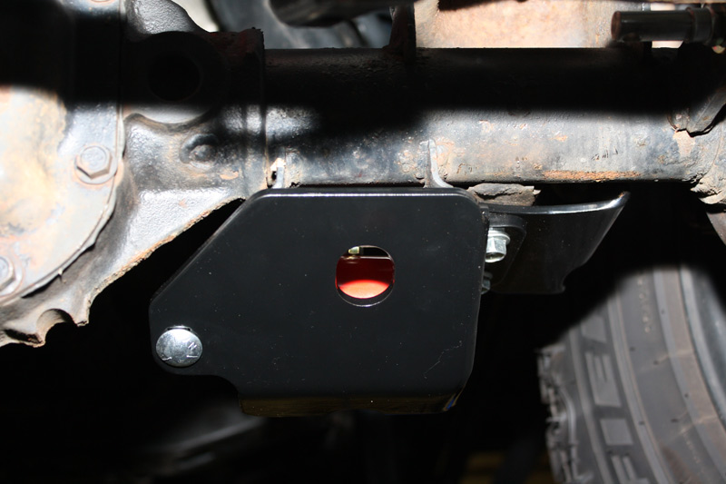 how to make a skid plate for a car