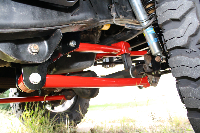 Front Control Arms Geometry Relocation Brackets Jeep Jk