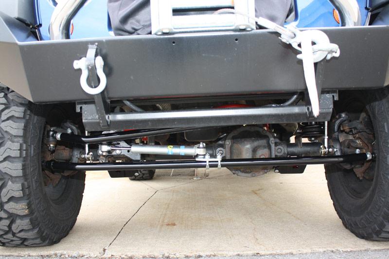 duty steering tie rod jeep jk wrangler